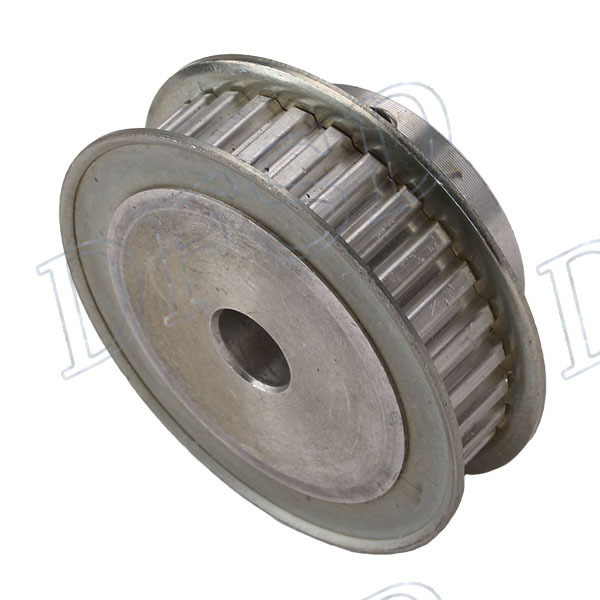 <font><b>XL</b></font> Type Aluminum Timing <font><b>Belt</b></font> <font><b>Pulley</b></font> 30 Teeth 10mm Bore Finish Maching image