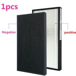 Image 1 - 402*245*33mm F ZXHP55C purificador de aire HEPA filtro adecuado para Panasonic F 41C4VX F ZXKP40C F PXH55C F VXH55C