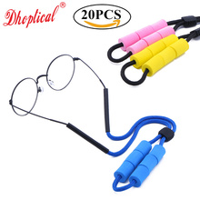 eyeglasses swimming cord eyewear chain avoid glasses slip foam material sport co