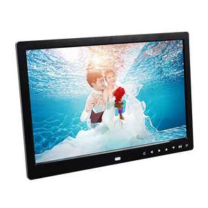 13-Inch Widescreen Multifunctional Hd 1280*800 With Touch Button Digital Photo