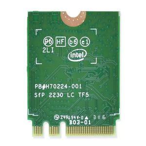 Image 2 - 인텔 8260 ac 8260ngw 듀얼 밴드 867 mbps ngff wifi 네트워크 카드 8260ac 2.4 ghz/5 ghz 802.11ac 블루투스 4.2 노트북 용 무선