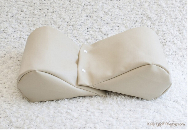 Butterfly posing aid squishy poser by posey pillow newborn posing beanbag butterfly poser pillow photo prop