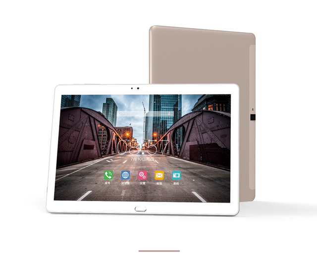 10.1 inch 1920*1200 IPS Tablet PC Alldocube Cube Free Young X7 / T10 Plus MT8783V-CT Octa Core Android 6.0 3GB Ram 32GB Rom