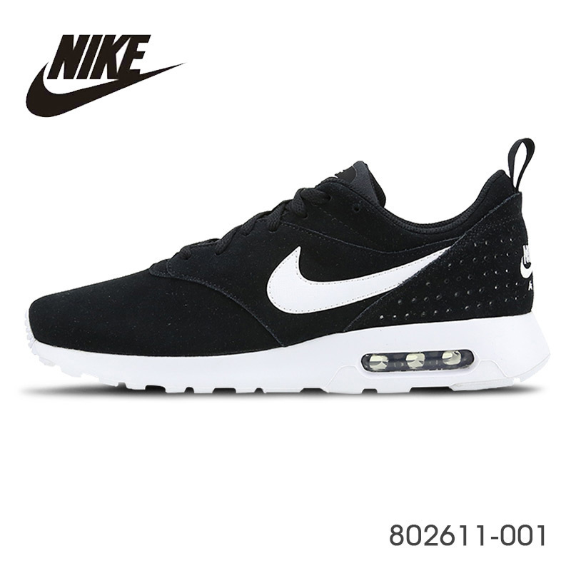 Nike Original New Arrival Male Shoe Run Shoe Air Max Mens Shoes For Men #802611-001 nike original new arrival mens skateboarding shoes breathable comfortable for men 902807 001