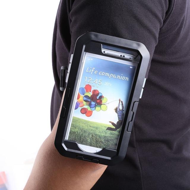 Bicicleta Ciclo de Liberación Rápida de Montaje Caja Del Teléfono Funda Impermeable para Samsung Galaxy S6 A57