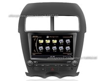 For Mitsubishi ASX 2010~2012 – Car GPS Navigation DVD Player Radio Stereo TV BT iPod 3G WIFI Multimedia System