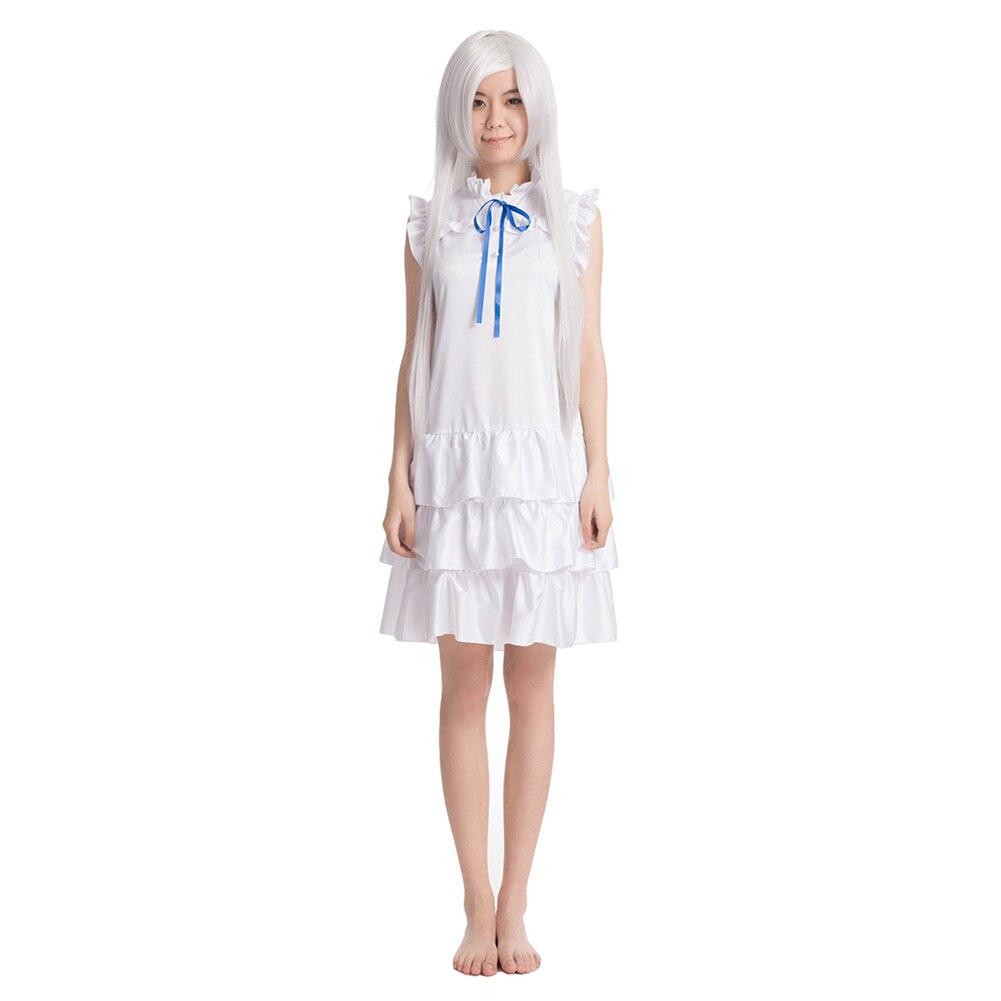 ANOHANA Meiko Menma Honma Dress Outfit Cosplay Costume
