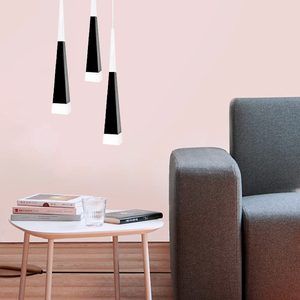 Image 4 - Mặt Dây Đèn led thay đổi độ sáng Treo đèn Hòn Đảo Bếp Phòng Ăn Cửa Hàng Bar Truy Cập Trang Trí Xi Lanh Ống Nhà Bếp Đèn