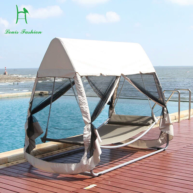 Hammock Hanging Basket Swing Chair Lying Bed Outdoor