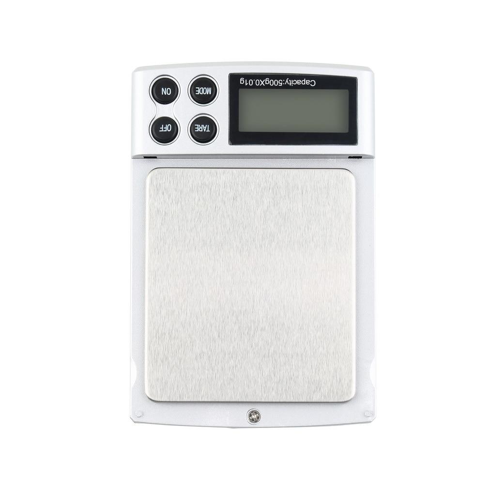 Forró eladó automatikus kikapcsolás 500g x 0,01 g digitális - Mérőműszerek - Fénykép 5