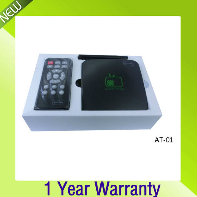 Free shipping 4.0.4 Android Mini TV Box Internet TV with Remote Linux XBMC Wifi HD 1080P TV Box Media Player