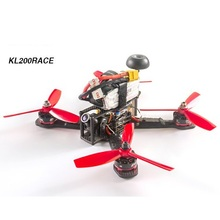 Wholesale KL200RACE Racing Quadcopter ARF Combo
