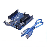 One Set UNO R3 MEGA328P ATMEGA16U2 For Arduino Compatible Yuandai