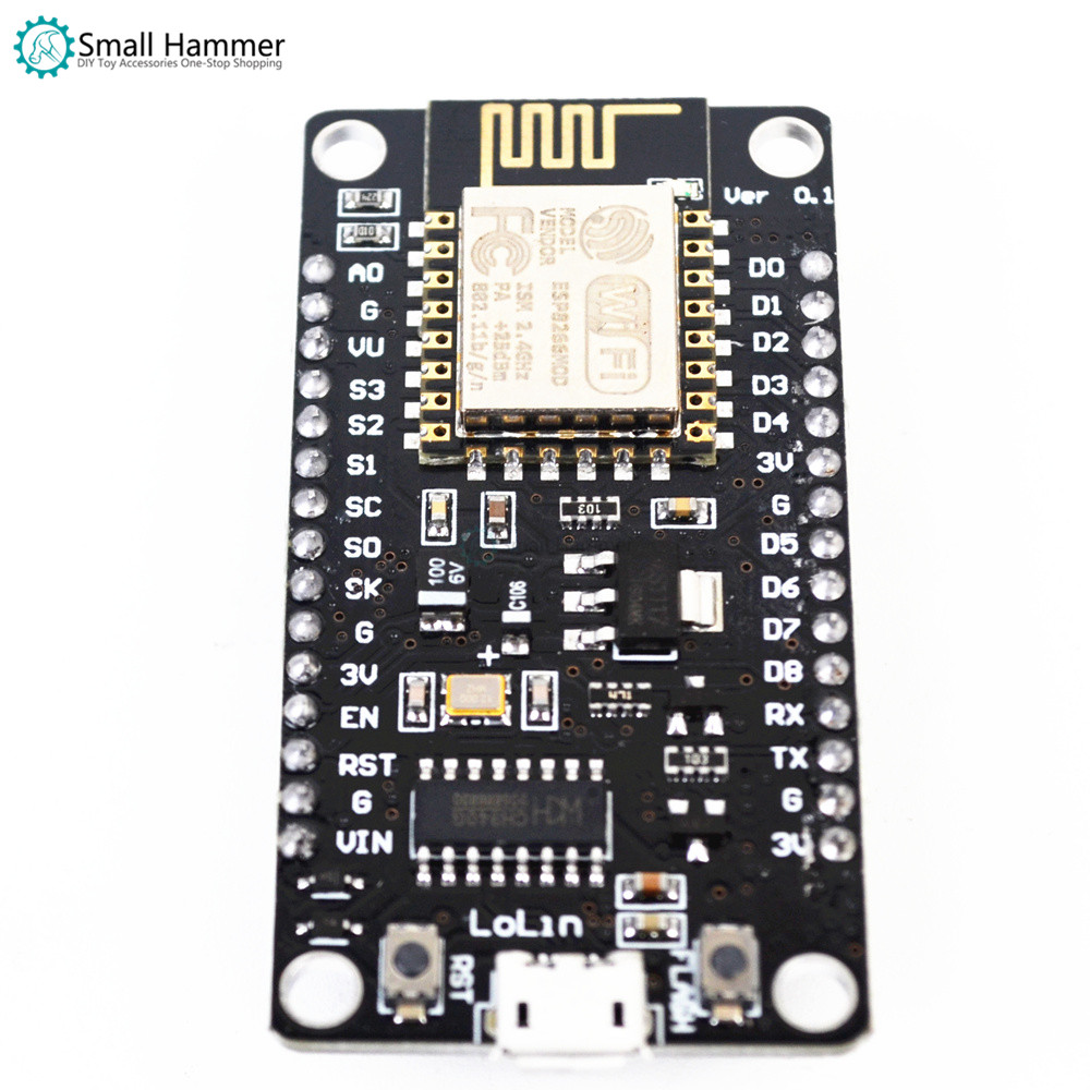 ESP8266 Serial Wifi Module NodeMcu Lua WIFI V3 Internet Of Things Development CH340