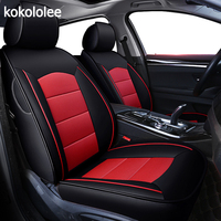 kokololee custom real leather car seat cover for Citroen C4 PICASSO C4 Aircross C4 PICASSO C5 auto Accessories car seats styling