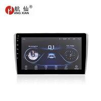 Повесить XIAN 9 Android 8,1 Мультимедиа автомобилей Радио стерео для Geely Emgrand EC7 2012 2013 Автомобильная dvd навигационная система плеер bluetooth
