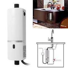 220-240V 3000W Instant Electric Tankless Water Heater Shower