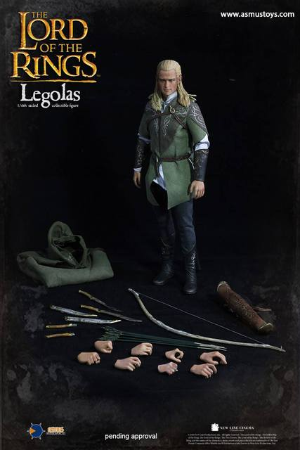 Картинки по запросу Asmus Toys LOTR010LUX 1/6 The Lord of The Rings Elf Prince Legolas Collection Action