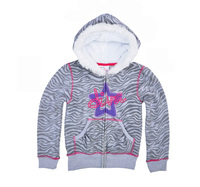 Новые детские для девочек зимняя верхняя одежда для мальчиков Куртки в полоску Дизайн флис Пальто для будущих мам детская теплая куртка Тол...