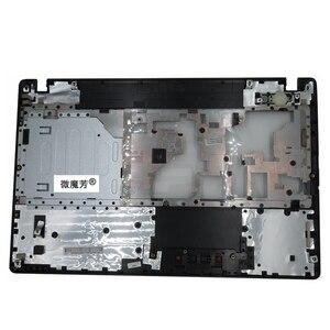 Image 3 - NEW FOR Lenovo Lenovo G580 G585 Bottom Cover /Palmrest Upper Case With HDMI Port Drawing Bench