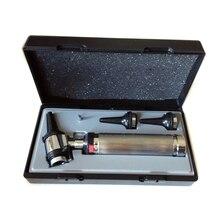 高速船blessfunプロdiagnositc otoscopio医療耳耳鏡耳鏡とハロゲンライト鼓膜チェック