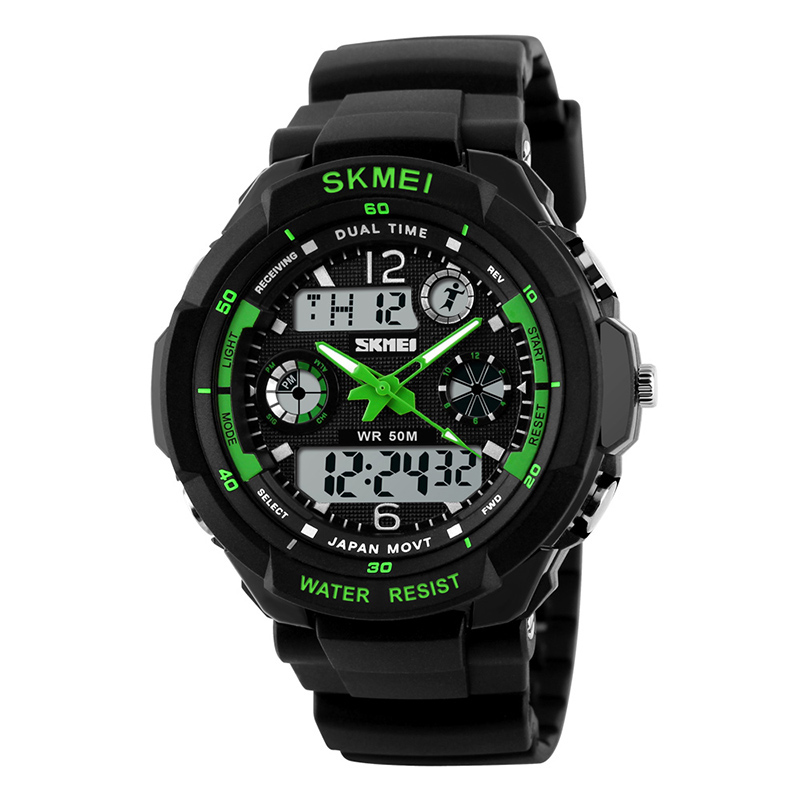 2019 SKMEI Brand OutDoor Army Sports Watches Fashion LED Quartz Digital Watch Boys Girl Kids 50M Waterproof Student Wristwatches