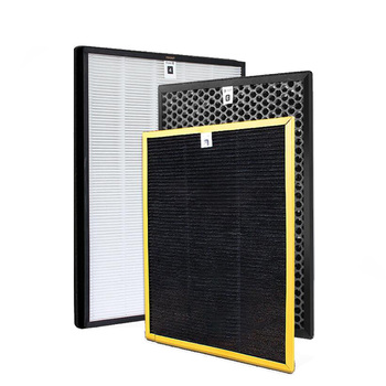 For Philips Air Purifier AC4074 AC4084 AC4085 Dust Collection Hepa Filter AC4144 Carbon Filter AC4143 Formaldehyde Filter AC4142 405 240 mm activated carbon collect dust hepa filter deodorant filter of air purifier parts for f vxh50c f pxh55c etc