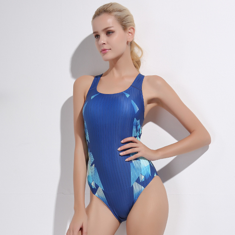 6f62cb2666 Competition Pro Women Swimsuits One Pieces Full Bodysuits Female Swimwear  Athletic Modest Swimming Bathing Suits 2018 CO-in Body Suits from Sports ...