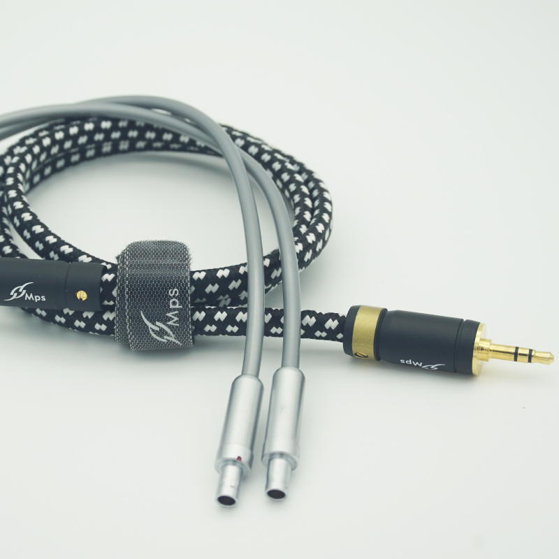 MPS cable X-7800 5N OCC update cables for HD-800  headphone Earphone Headset Audio cable