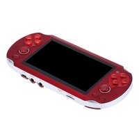 De poche 8 gb Jeu mp5 mp3 mp4 Lecteur avec Double Joystick Caméra FM Tv-out Portable Choc Jeu Console