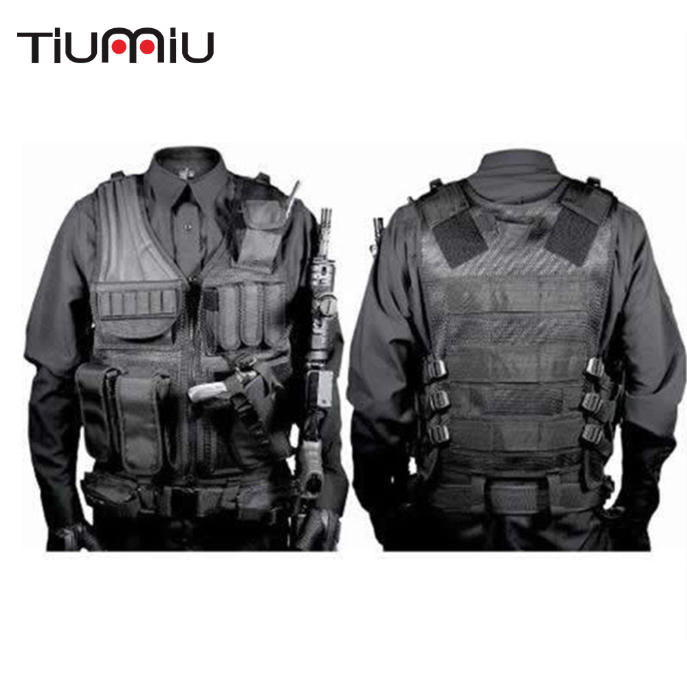 Military Clothing Vest Tactical Softair Multicam Militaire Uniforme Militar Combat Colete Tatico Hunting Multi-functional Ww2