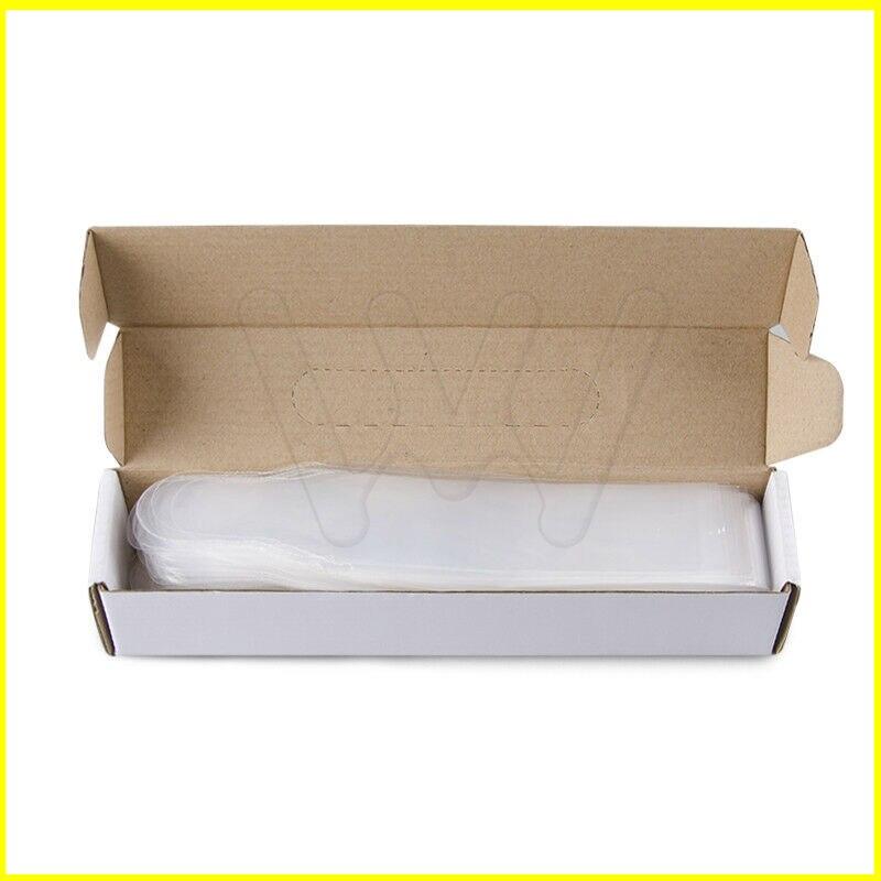 Capa de bainha de plástico descartável para