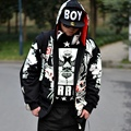 2016 New Fashion Mens Hoodies and Sweatshirts Oversized Hombre Hip Hop Men Hooded Sweatshirt Plus Size XXXXL hoodies hot sale