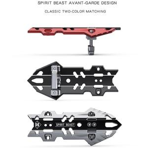 Image 5 - SPIRIT BEAST รถจักรยานยนต์หน้าป้องกัน Avt สำหรับ Honda Suzuki Yamaha Bmw Benelli Pitbike Kawasaki Triumph