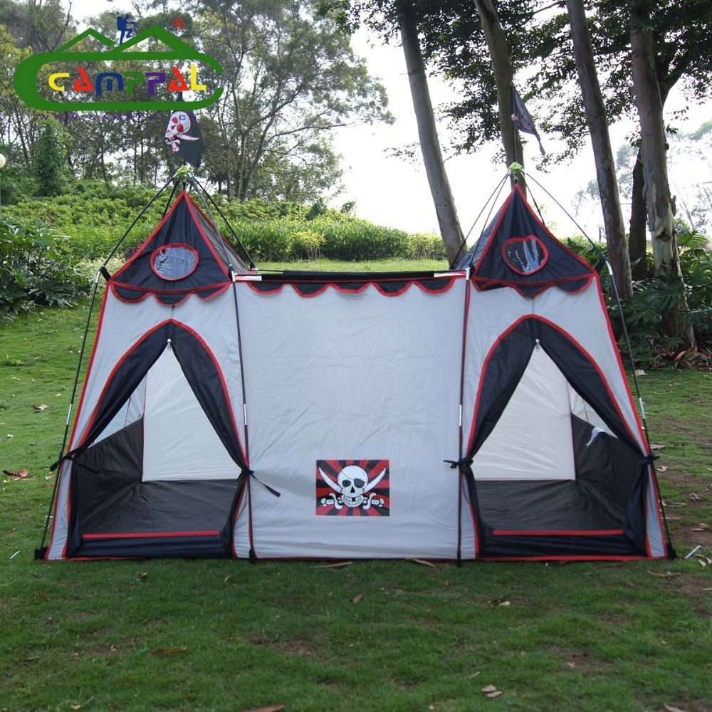 Childern tent kids Playing Indooru0026Outdoor castle tent Kids Play Game Kids pirateTent Toy toy multi function tent-in Toy Tents from Toys u0026 Hobbies on ... & Childern tent kids Playing Indooru0026Outdoor castle tent Kids Play ...