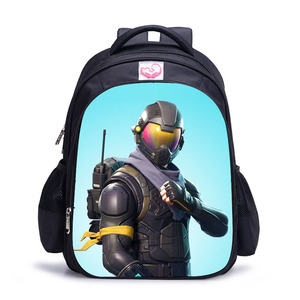 Image 3 - LUOBIWANG Game Battle Royale Children Schoolbag Famous Cartoon Character Backpack for Teenager Boys and Girls Mochila Infantil