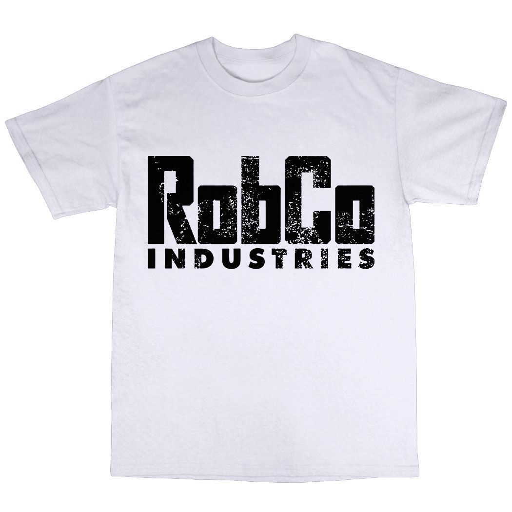 Design your own t shirt mens - Design Your Own T Shirt Short Printing Machine Robco Industries Rpg Fantasy Role Play O Neck Mens T Shirts