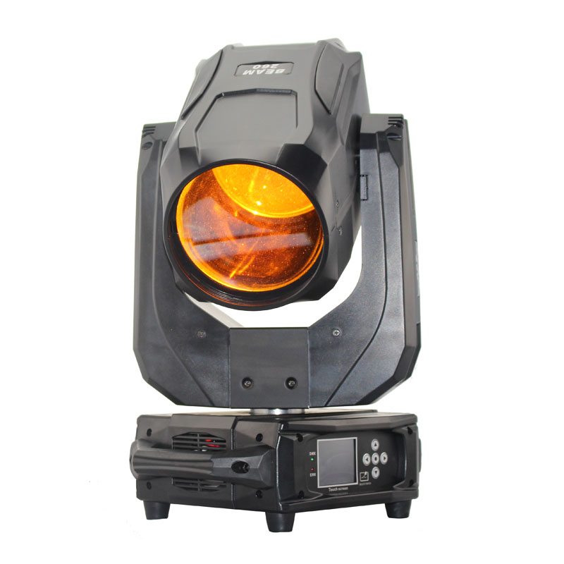 Stock Stage Light Dj Sharpy 260 Beam Moving Head Light For Nightclub Dj Fashion Show Band Concert