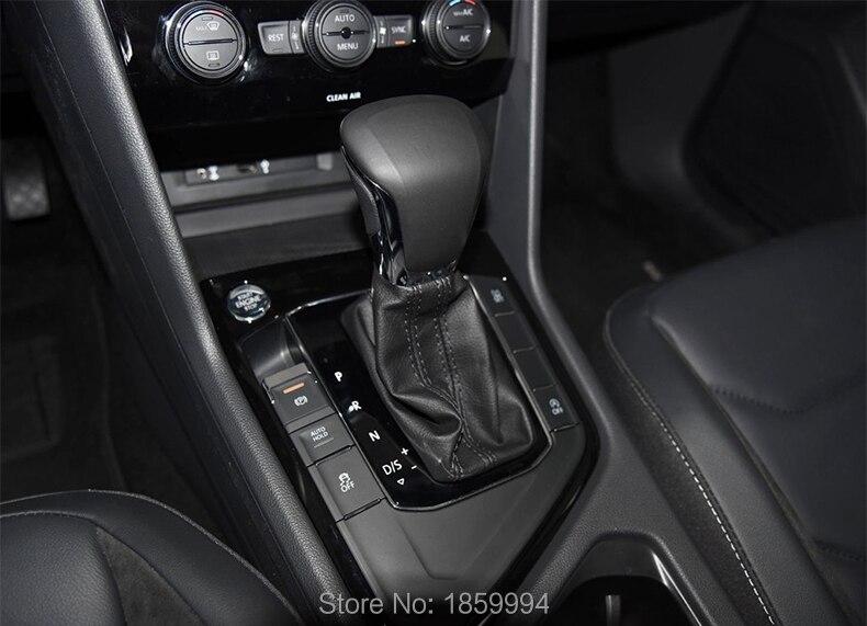 Автоматическая шестерни ручка переключения Ручка рычага для VW Tiguan mk2 2016 2017 2018