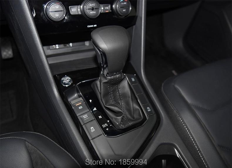 Botão de Mudança de Marcha automática mk2 Punho Da Alavanca Alavanca de Câmbio para VW Tiguan 2016 2017 2018