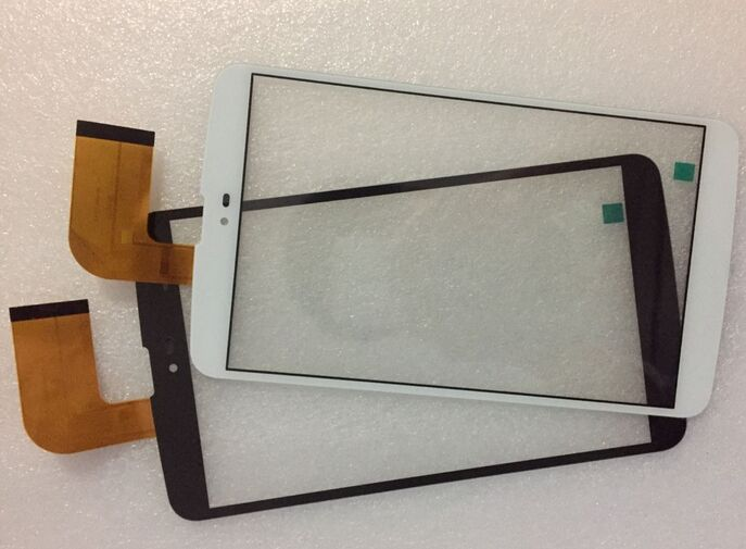 New Capacitive touch screen Panel Digitizer Glass Sensor replacement For Tesla Impulse 8.0 TEPC-M81901416 Tablet Free Shipping new touch panel for 10 1 blow blacktab10 79 022 tablet touch screen digitizer glass sensor replacement free shipping