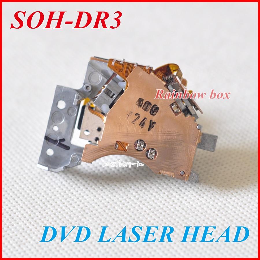 Image 2 - SOH DR3 Laser Lens Lasereinheit SOHDR3 Optical Pickup Bloc Optique For Samsung DVD   SOH DR3optiquedvd  -