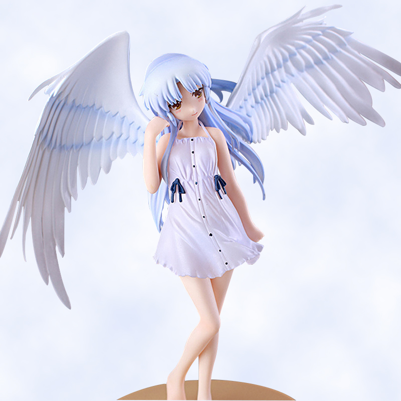 ZXZ 18cm Anime Angel Best Cute Sexy Girl PVC figure Toys Action Figure Toys Collectible Model Gifts zxz 17cm anime hishoka yuki hatsumi 1 7 sexy girl pvc figure toys action figure toys collection model gifts