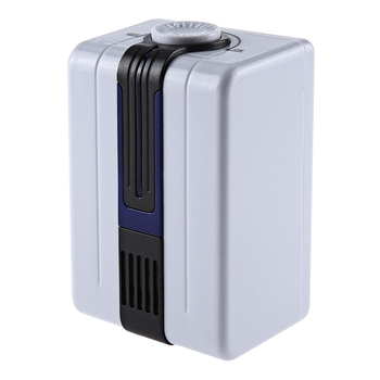 Home Air Purifiers with Negative Ion Generator to Remove Airborne Pollutant and Dust Particles