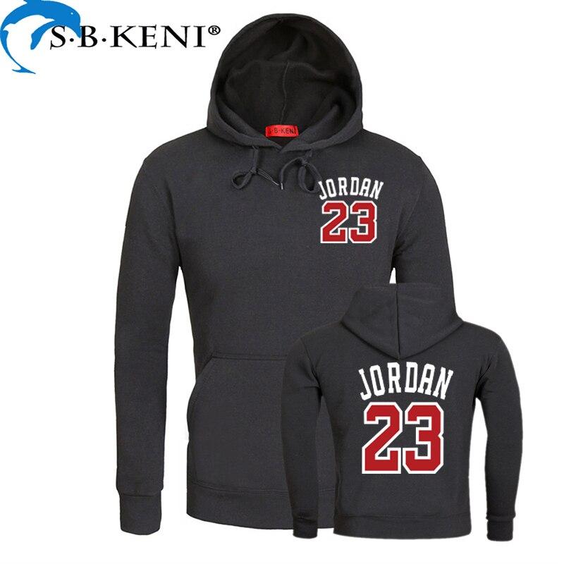 Brand Men/Women Hoodies Sportswear JORDAN 23 Hoodie Harajuku Print Pullover Hip Hop Men's Tracksuit Sweatshirts Fortnite Sweats