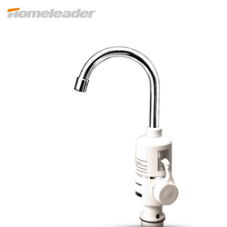 Homeleader electric water heater tap vertical instant electric faucet water heater tankless leakage protection water heater.jpg 250x250