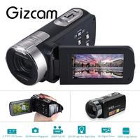 Gizcam Mini 2 7 Digital Cameras 24 Million Pixels Video Camcorders DV Rotating LCD Screen Point