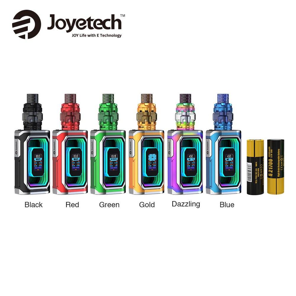 Joyetech Original ESPION infini TC Kit 8000 mAh W/ProCore conquérir réservoir 5.5 ml 230 W puissance 21700 W batterie Vape e-cig Kit infini