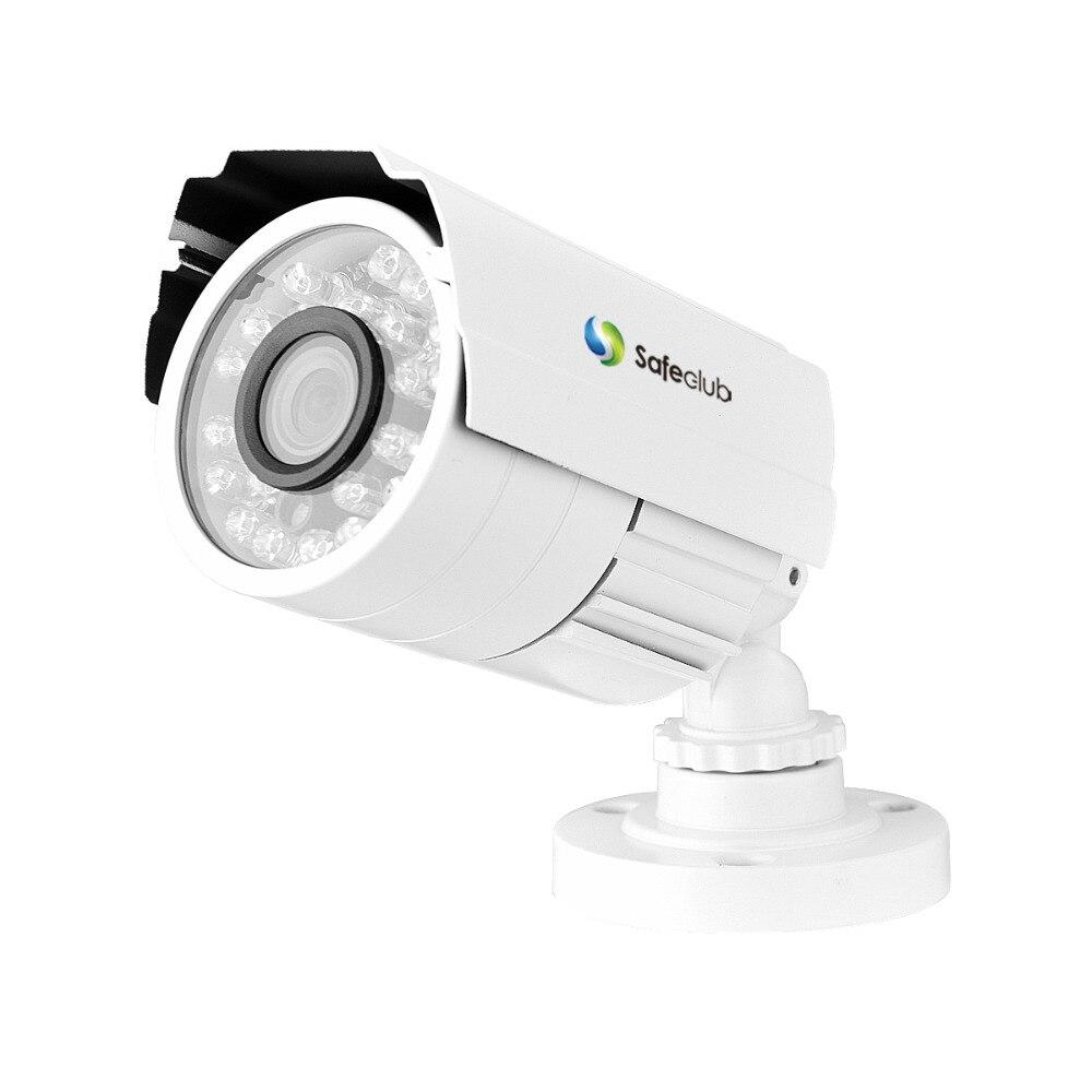 imágenes para ¡ Nuevo! hd 960 h 1/3 pulgadas a color cmos 800tvl de interior/al aire libre impermeable de visión nocturna cámaras de seguridad cctv ir cut filtro