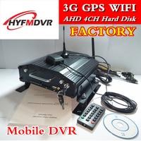 AHD hard disk VCR remote 3G GPS WIF platform network video monitoring host CMSV6 semi trailer centralized management MDVR